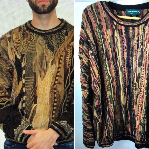 b230b889e73 M 5c0d9d923c9844304021f640. Other Sweaters you may like. Brand New Men s  Vintage Tundra